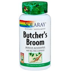 Solaray Butcher's Broom