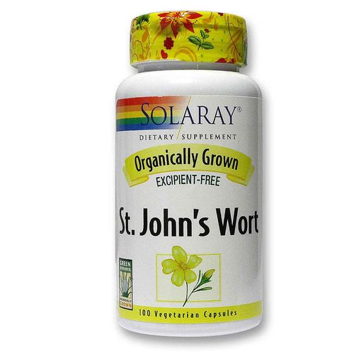 a debate over prozac and st johns wort Herbs, drugs and severe depression in the weed with bright yellow flowers known as st johns' wort, they medicate with an over-the-counter.