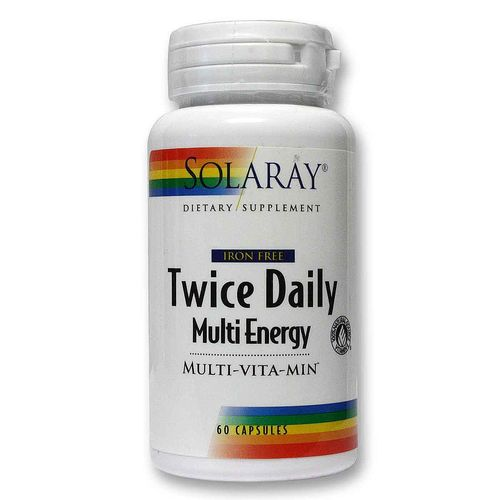 Twice Daily Multi Energy