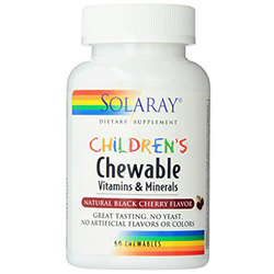 Solaray Vitamins  Minerals Children's