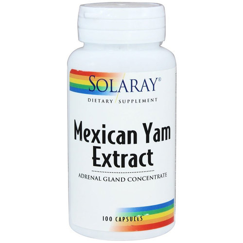 Mexican Yam & Adrenal Gland