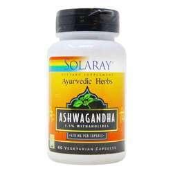 Solaray Ashwagandha Extract