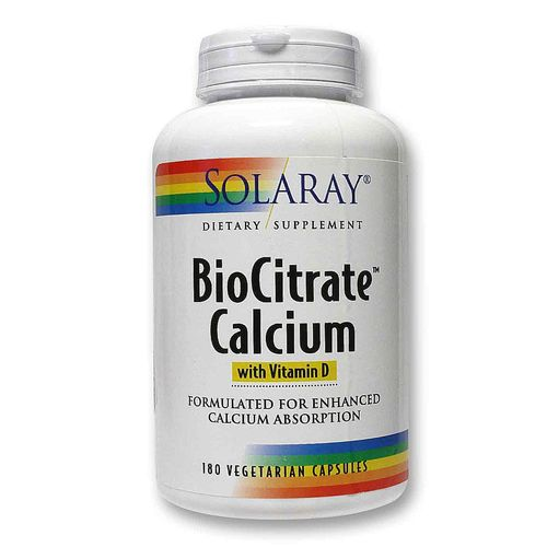 BioCitrate Calcium with Vitamin D