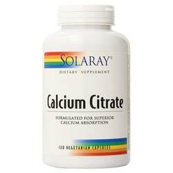Solaray Calcium Citrate