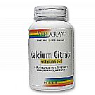 Solaray Calcium Citrate with Vitamin D-3