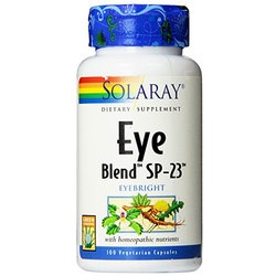 Solaray Eye Blend SP-23