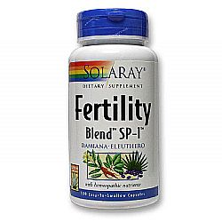 Solaray Fertility Blend SP-1
