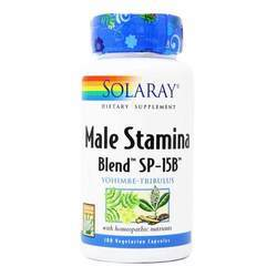 Solaray Male Stamina Blend SP-15B