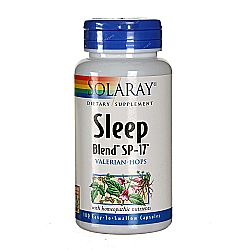 Solaray Sleep Blend SP-17