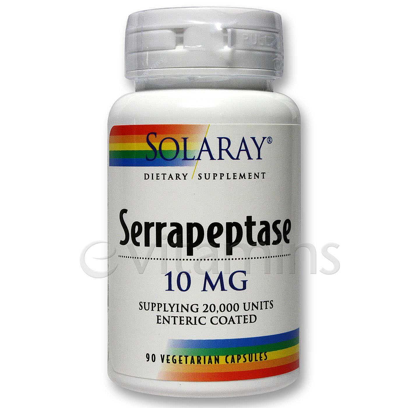 Serepeptase