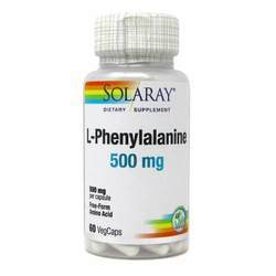 Solaray L-Phenylalanine Free Form