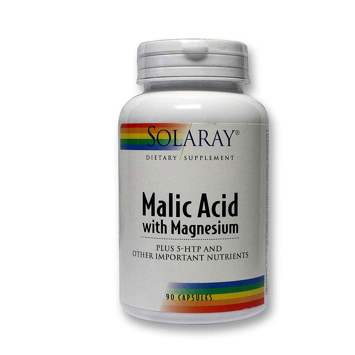 Malic acid magnesium supplements