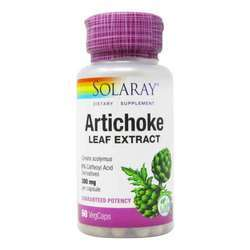 Solaray Artichoke Leaf Extract