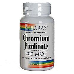 Solaray Chromium Picolinate