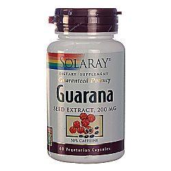 Solaray Guarana Seed Extract