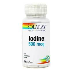 Solaray Iodine from Potassium Iodide