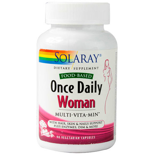 Once Daily Women Multi-Vita-Min