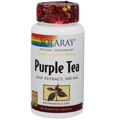 Purple Tea Leaf Extract