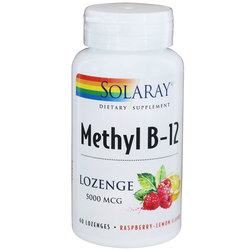 Solaray Methyl B-12