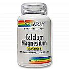 Solaray Calcium Magnesium with Vitamin D