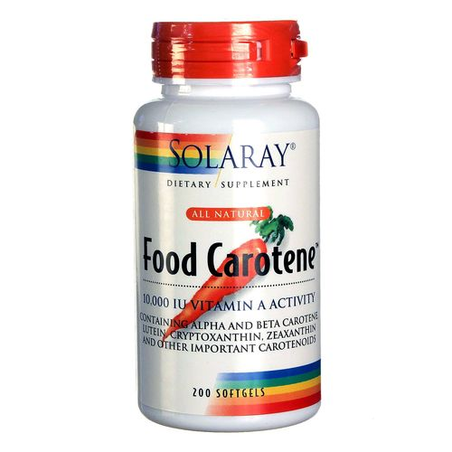 Food Carotene Natural