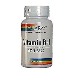 Solaray Vitamin B-1