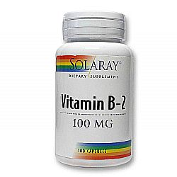 Solaray Vitamin B-2