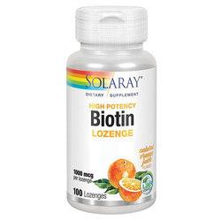 Solaray High Potency Biotin