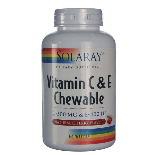 Vitamin C & E Chewable