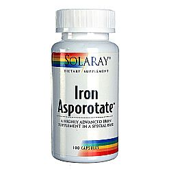 Solaray Iron Asporotate