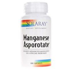 Solaray Manganese Asporotate