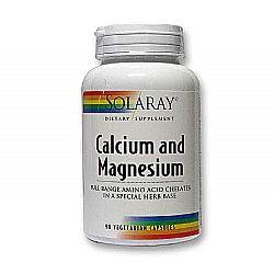 Solaray Calcium And Magnesium