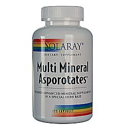 Solaray Multi Mineral Asporotates