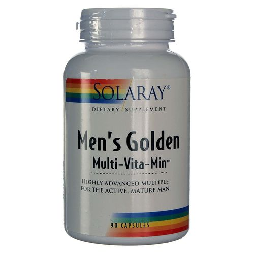 Men's Golden Multi-Vita-Min