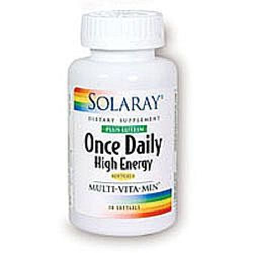Once Daily High Energy wLutein