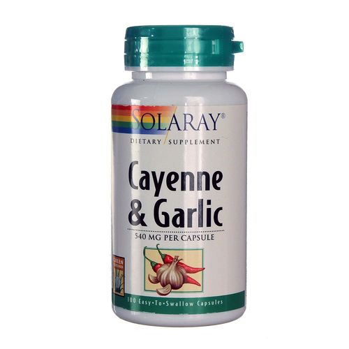 Cayenne & Garlic