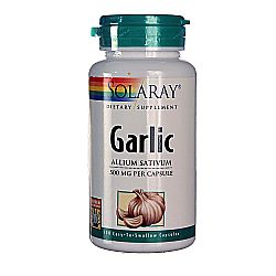 Solaray Garlic
