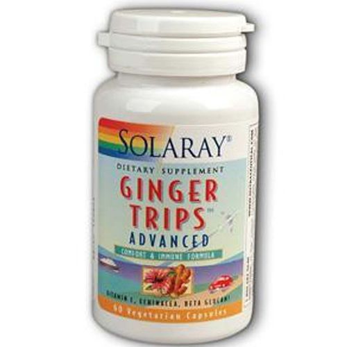 Ginger Trips Advanced