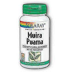 Solaray Muira Puama Root