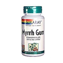 Solaray Myrrh Gum