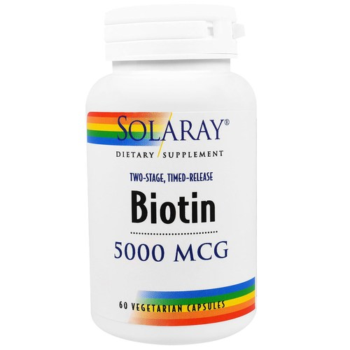 Two-Stage Biotin