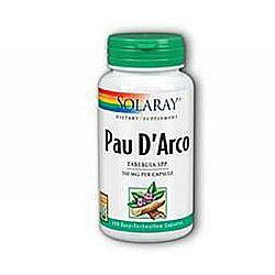 Solaray Pau D'Arco Inner Bark