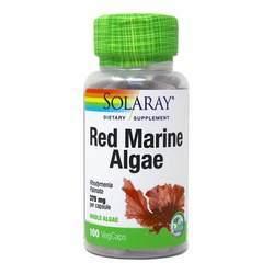 Solaray Red Marine Algae