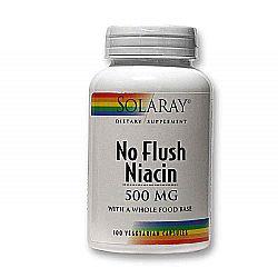 Solaray Niacin No Flush
