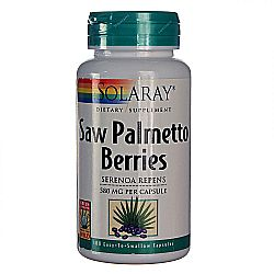 Solaray Saw Palmetto Berries