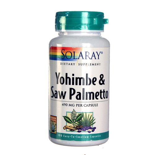 Yohimbe & Saw Palmetto