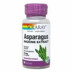Solaray Asparagus Rhizome Extract 175 mg
