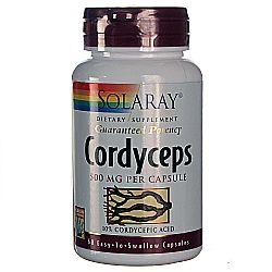 Solaray Cordyceps Extract