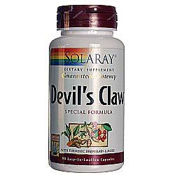 Solaray Devil's Claw Formula