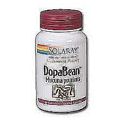 Solaray DopaBean Mucuna Pruriens